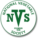National Vegetable Society logo