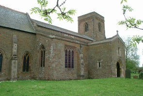 St Mary's Church Barby