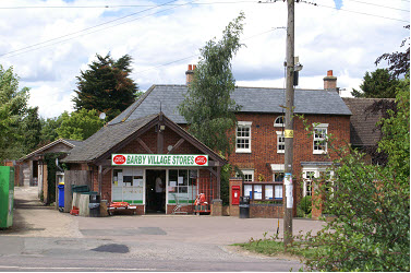Barby Village Stores & Post Office