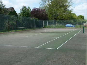 Barby Tennis Court